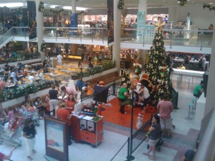 Sprechstunde bei Santa Claus @ Casuarina Shopping Center