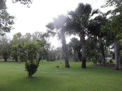 Esplanades Park, Darwin